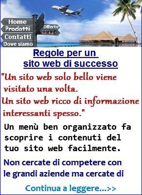 regole per sito web gratis