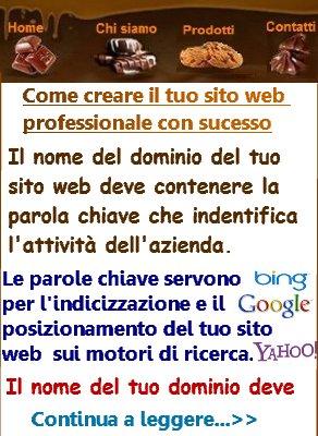 siti web gratis
