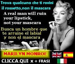 Marilyn monroe frasi