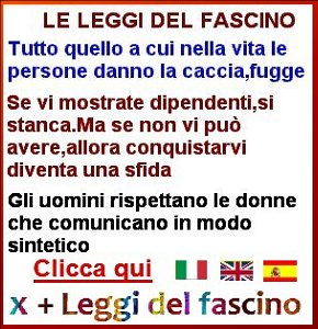 leggi del fascino 2